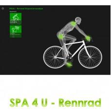 SPA4U - Sitzpositionsanalyse Rennrad
